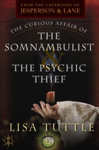 Like the Cover? 29 0 Give Feedback The Curious Affair of the Somnambulist & the Psychic Thief